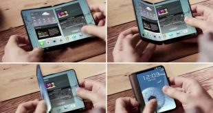 Samsung Electronics: Company May Introduce Foldable Smartphone Tablet in 2017