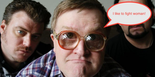 """""""Trailer Park Boys"""" Star Mike Smith Arrested for Domestic Battery"""