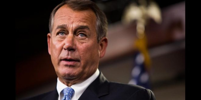 Ex-House Speaker John Boehner Calls Ted Cruz 'Lucifer in the Flesh'