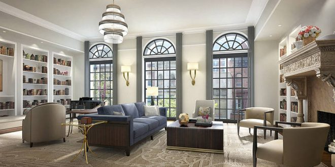 Family Spends $57.5 Million on 2 Units, Plans to Combine Into 1 Home in Manhattan