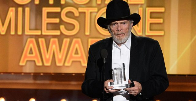 Country Singer Merle Haggard Dies on His Birthday at Age 79