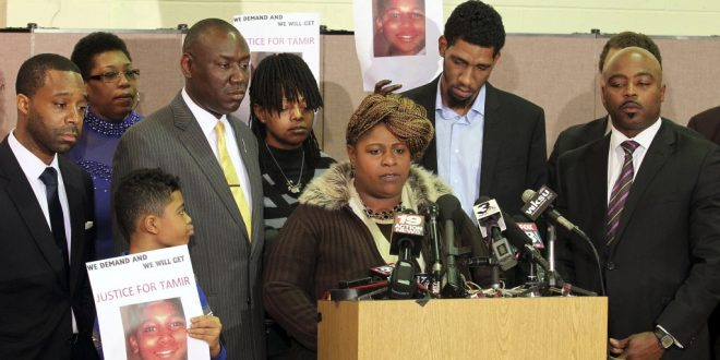 Cleveland Ordered to Pay $6 Million to Family of Tamir Rice