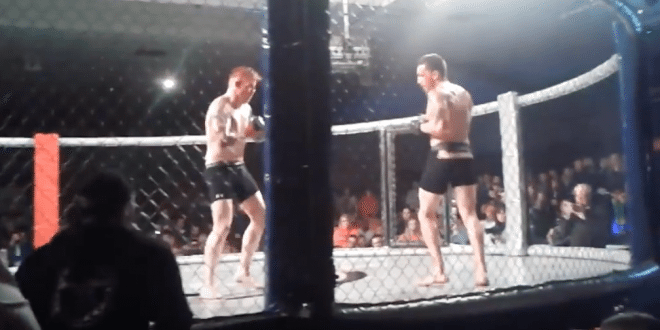 VIDEO Portuguese MMA Fighter João Carvalho Dies From Brain Injuries Sustained in Bout