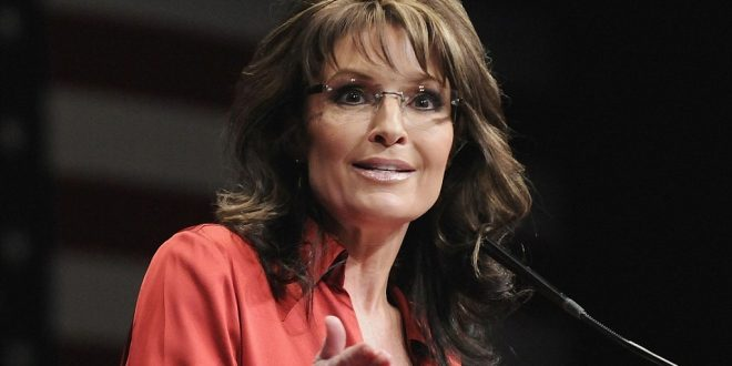 Sarah Palin Promotes Film Disputing Climate Change