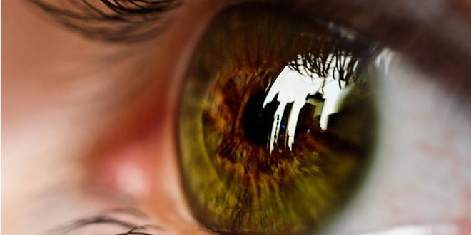 Google Files Patent for Electronic Device That Is Injected Into Eyeball