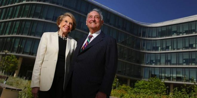 Sanford I. Weill, His Wife Donate $185 Million to U.C. San Francisco