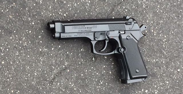 13-Year-Old Boy With a Fake Pistol Shot by Baltimore Cops