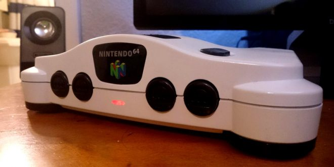 Nintendo 64: Modder Builds Small PC Inside Shell of Old Gaming System