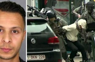 Suspect in Paris Attacks Salah Abdeslam Is Extradited to France and Charged