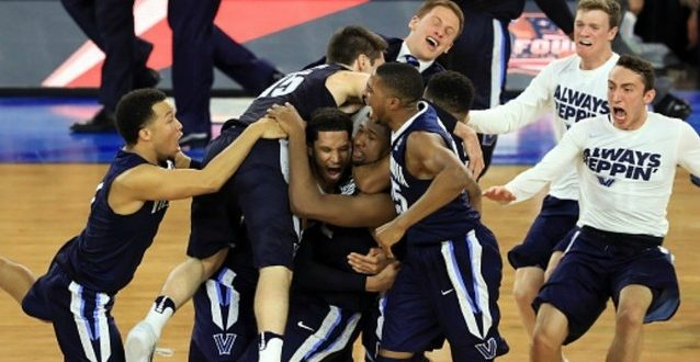 VIDEO Villanova Beats North Carolina on Buzzer-Beater to Win #NationalChampionship