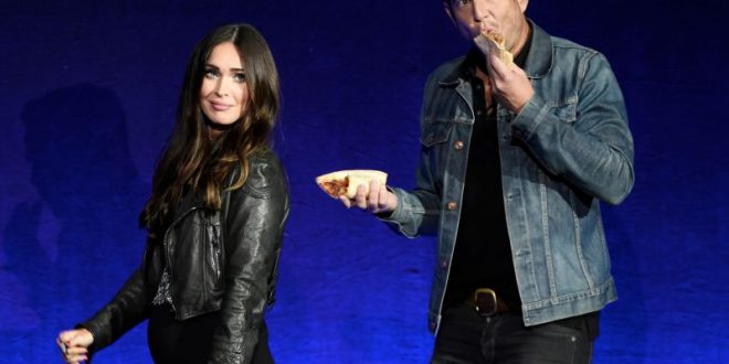 Megan Fox Reportedly Pregnant With Her 3rd Child