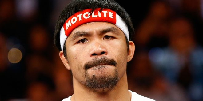Terrorists in the Philippines Plotted to Kidnap Manny Pacquiao