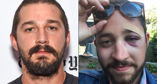 New York Man Assaulted Because He Looks Exactly Like Shia LaBeouf