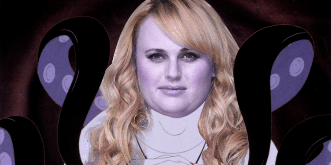 Rebel Wilson to Play Ursula in The Little Mermaid Live Musical