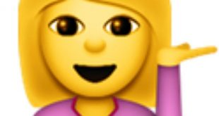 "New Ideas about the ""Pink Lady Emoji"" and What this Could Mean"