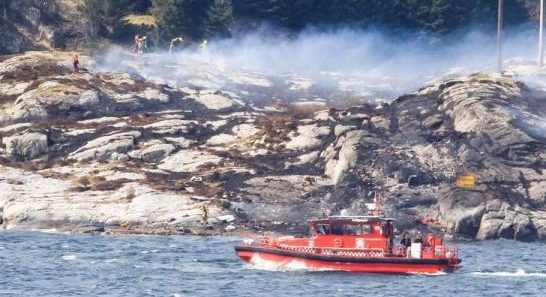 13 People Presumed Dead in Helicopter Crash in Bergen, Norway