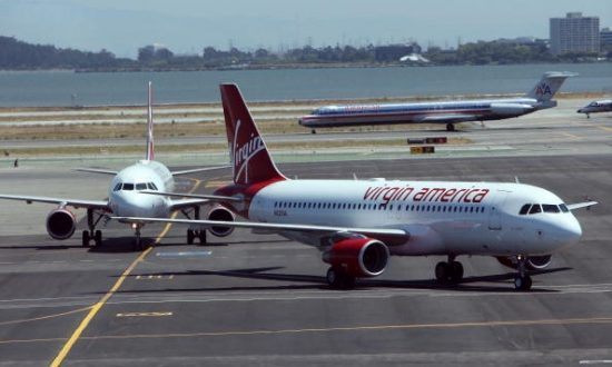 Alaska Air Close to $2 Billion Deal For Virgin America