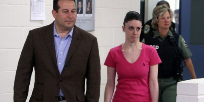 Casey Anthony Paid Her Attorney With Sex, Confessed to Killing Caylee