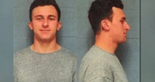Johnny Manziel Appears In Court on Domestic Violence Charge
