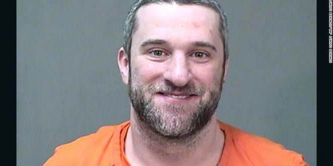 'Saved by The Bell' Dustin Diamond Is Back in Jail in Wisconsin