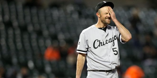 Chicago White Sox Release Struggling Veteran John Danks