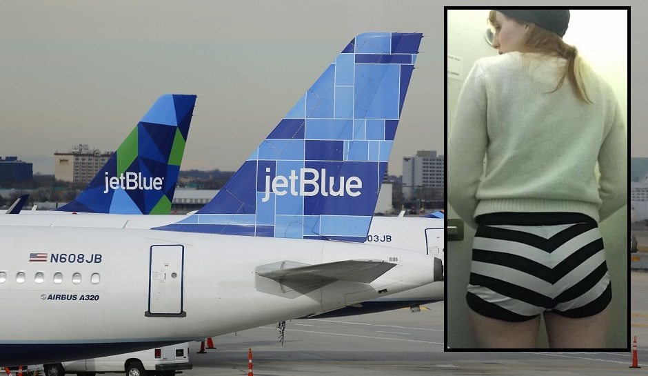 JetBlue Forces Burlesque Dancer to Change Her Shorts Before ...