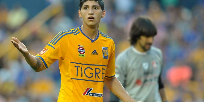 Mexican Pro Soccer Player Alan Pulido Kidnapped