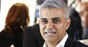 London Elects First Muslim Mayor Sadiq Khan