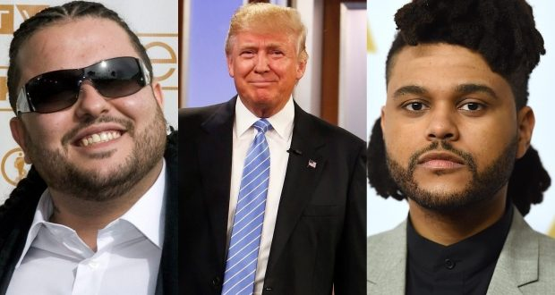 Belly and The Weeknd Cancel 'Jimmy Kimmel' Performance to Protest Donald Trump's Appearance
