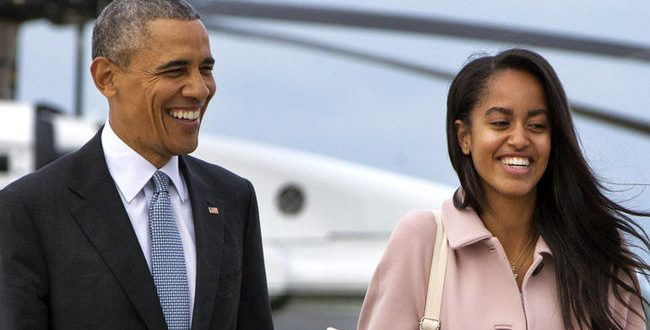 Malia Obama To Attend Harvard In 2017