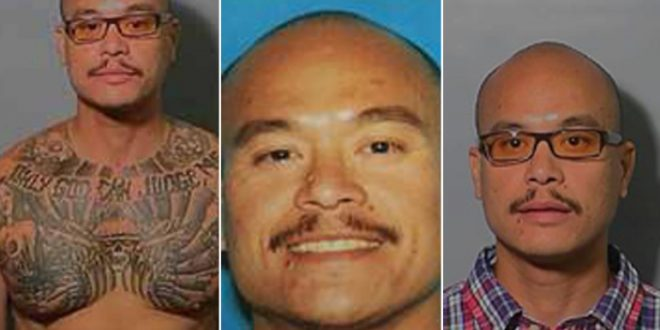 FBI Capture Most Wanted Fugitive Accused of Killing Girlfriend, Unborn Child