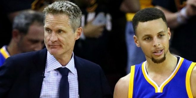 Stephen Curry and Steve Kerr Fined, Not Suspended For Game 7