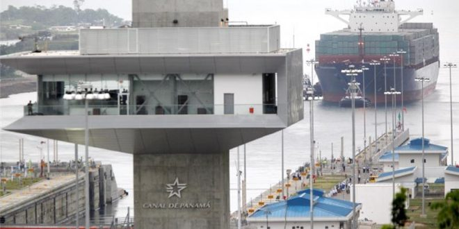 First Ship Passes Through Expanded Panama Canal