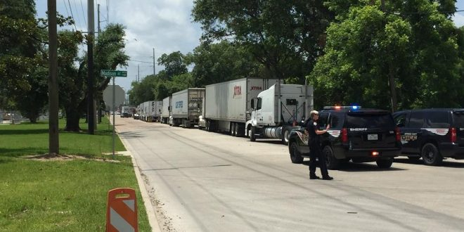 Bomb Threat Received at ExxonMobil Plant in Downtown Beaumont