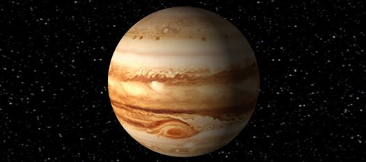 Jupiter's Atmosphere Contains Clouds of Ammonia, Researchers Find