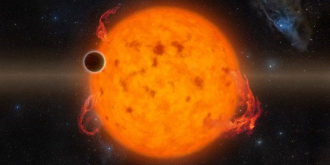 K2-33b: Newborn Exoplanet Discovered Around Young Star