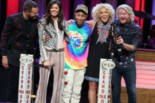 Pop Stars to Get Their Country Music Fix At the CMT Awards