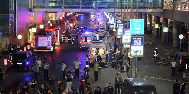 ISIS Believed To Be Behind Istanbul Atatürk Airport Attack