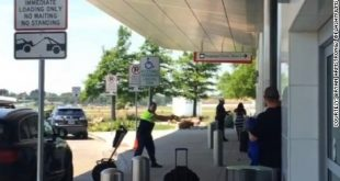 VIDEO Man Shot Outside Baggage Claim at Dallas Love Field Airport