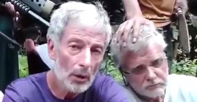 Decapitated Head Found on Jolo Island Belongs to Canadian Robert Hall, Philippines Police Say