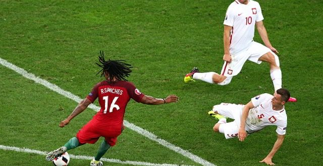 Euro 2016: VIDEO 18-Year-Old Renato Sanches EPIC Goal Against Poland