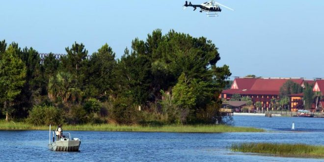 Search for Boy Taken by Alligator in Disney's Grand Floridian Resort & Spa Now a Recovery Effort