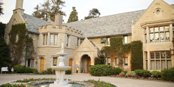 Playboy Mansion Sold To Hugh Hefner's Next-Door Neighbor