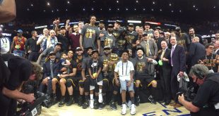 Cleveland Curse Broken: Cleveland Cavaliers Make History With NBA Championship Title