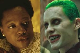 Bad Prank Almost Got Jared Leto Pepper Sprayed by Viola Davis