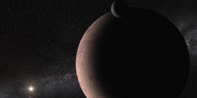 Scientists Discovered Moon Over Dwarf Planet Makemake in the Kuiper Belt