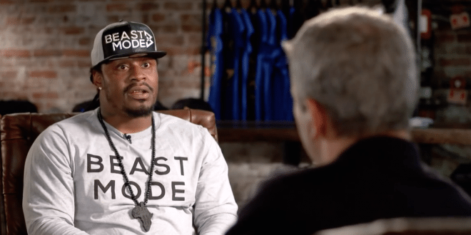 VIDEO Marshawn Lynch Confirms Retirement From NFL