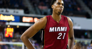 "Lakers To ""Aggressively"" Pursue Hassan Whiteside"