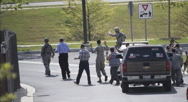 Report of Active Shooter at Joint Andrews Air Force Base is Unfounded