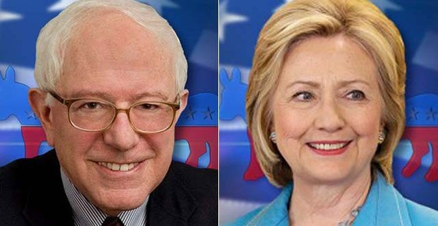 Bernie Sanders Meets With Hillary Clinton Following Washington, DC, Primary